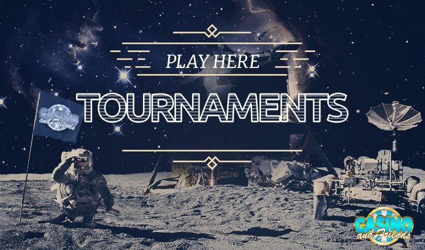 Tournaments - CasinoAndFriends co uk