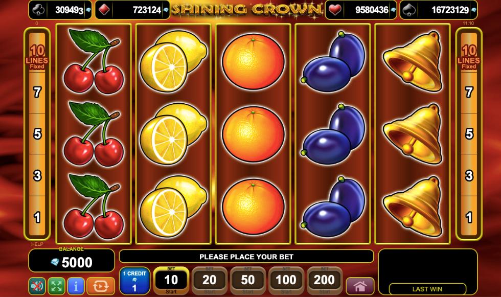 Crown Spielautomat