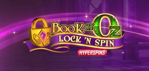 Play Book Of Oz Lock N Spin Slot Game Online At Ice36 Casino