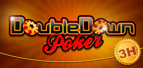 Play Double Down Stud Video Poker 3 Hands Game Online On Ice36 Casino