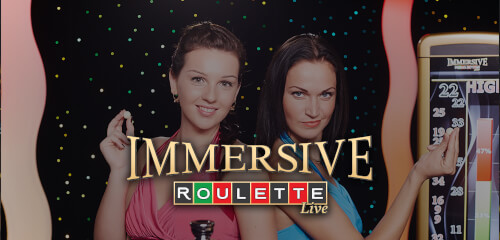 Play Live Immersive Roulette By Evolution Game Online On Ice36 Casino