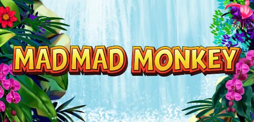 Игровые автоматы на деньги «Mad Mad Monkey» — запускаем в онлайн казино