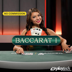Baccarat 1 NC By PlayTech