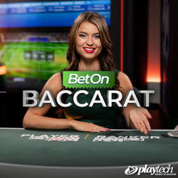 Bet On Baccarat By PlayTech