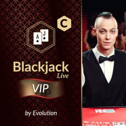 Blackjack VIP C by Evolution