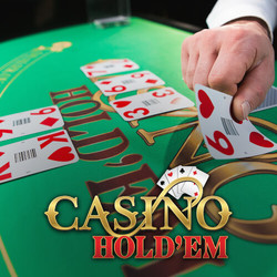 Casino Hold'em by Evolution