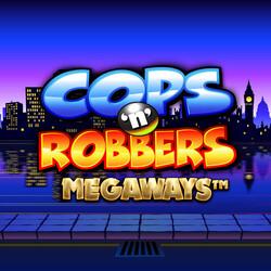 Cops and Robbers Megaways Bonus Buy