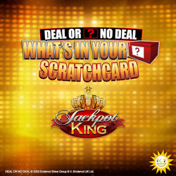 Deal or No Deal Whats in your Box Scratch JPK