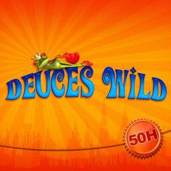 Deuces Wild 50 Hands