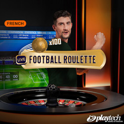 Football French Roulette By PlayTech