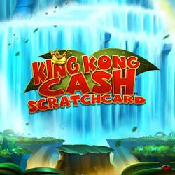Scratch King Kong Cash Scratchcard