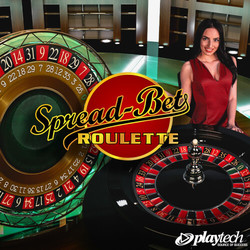 Live Spread-Bet Roulette By PlayTech