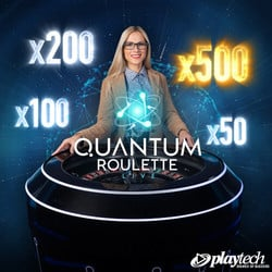 Quantum Roulette Live By PlayTech