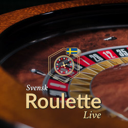 Svensk Roulette by Evolution