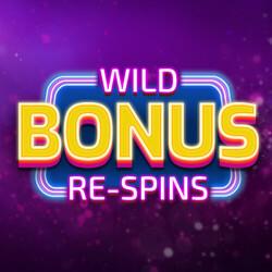 Wild Bonus Re-Spins