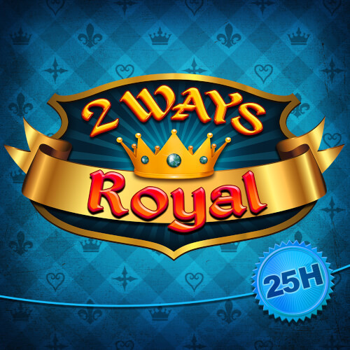 2 Ways Royal Video Poker 25 Hands
