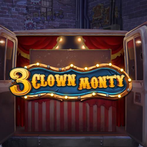 3 Clown Monty Mobile