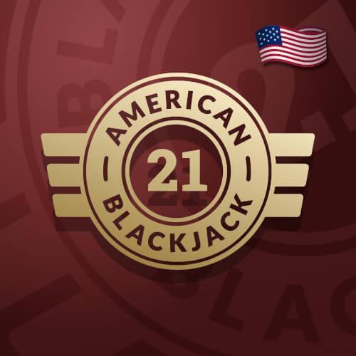 American Twenty One Blackjack