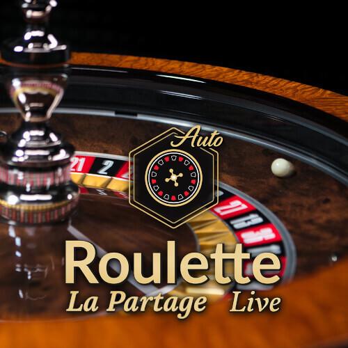 Auto Roulette La Partage By Evolution DK