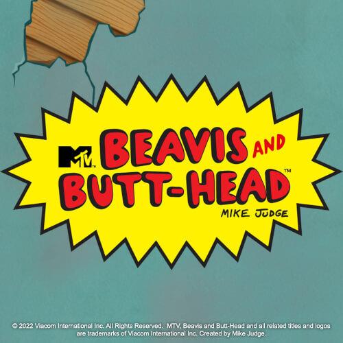 Beavis and Butthead