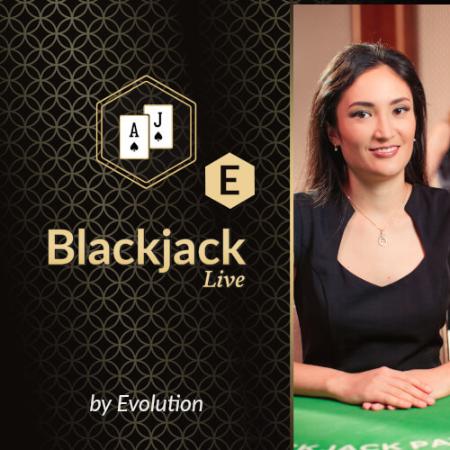 Blackjack E by Evolution