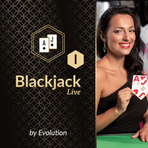 Blackjack I by Evolution