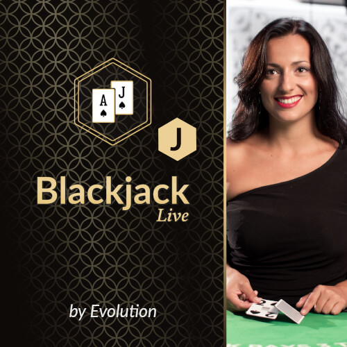 Blackjack K by Evolution