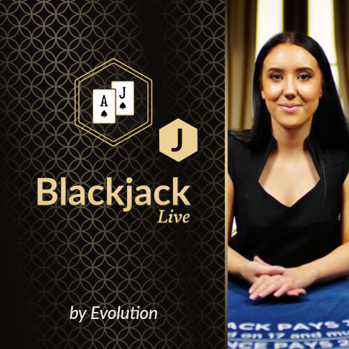 Blackjack L by Evolution