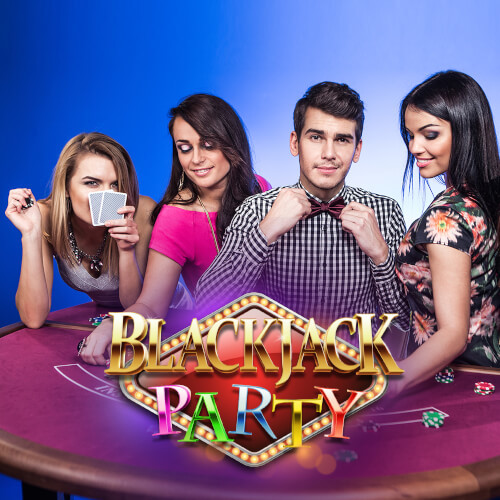 Blackjack Party by Evolution