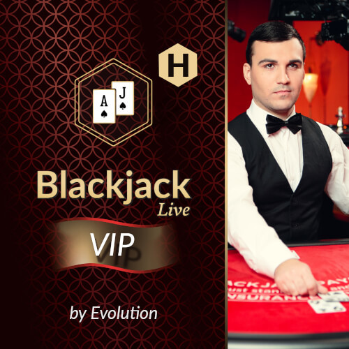Blackjack VIP H by Evolution DK