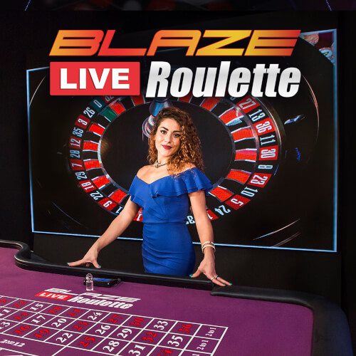 Blaze Roulette by Authentic Gaming