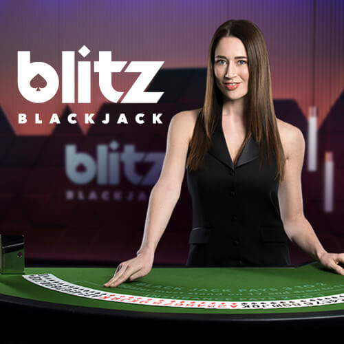 Blitz Blackjack High by NetEnt
