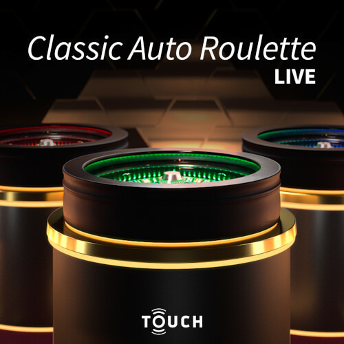 Classic Auto Roulette Touch