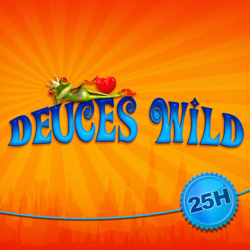 Deuces Wild 25 Hands