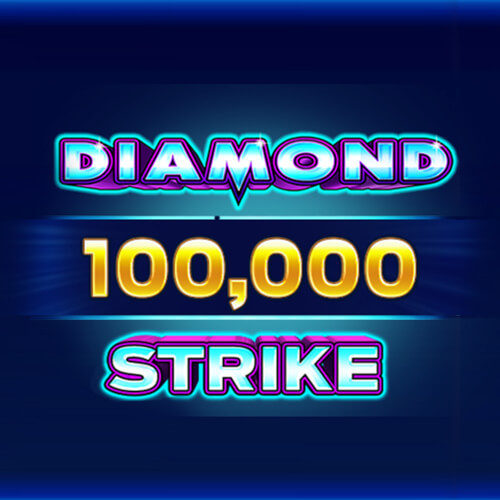 Scratch Diamond Strike 100,000