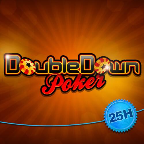 Double Down Stud Video Poker 25 Hands