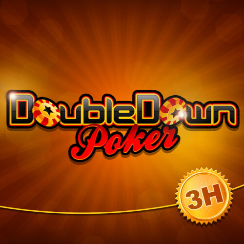Double Down Stud Video Poker 3 Hands
