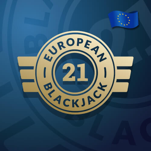 European Twenty One Blackjack