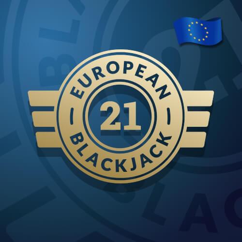 European Twenty One Blackjack