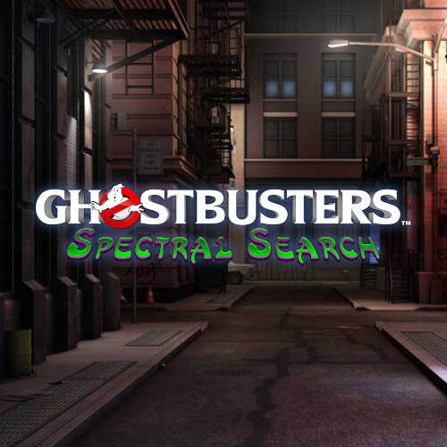Scratch Ghostbusters Spectral Search
