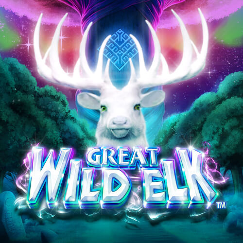 Great Wild Elk