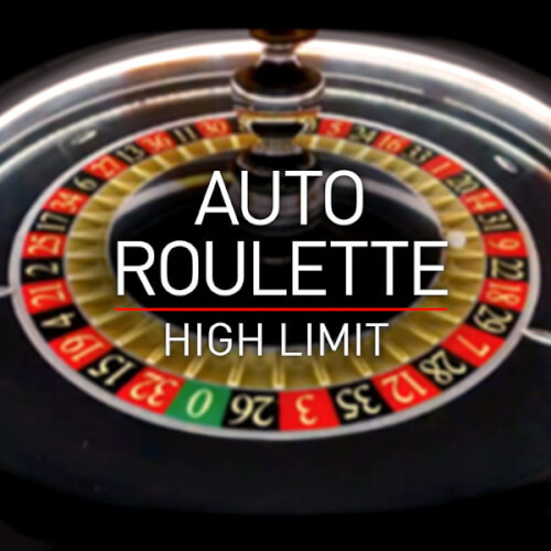 High Limit Roulette by Extreme