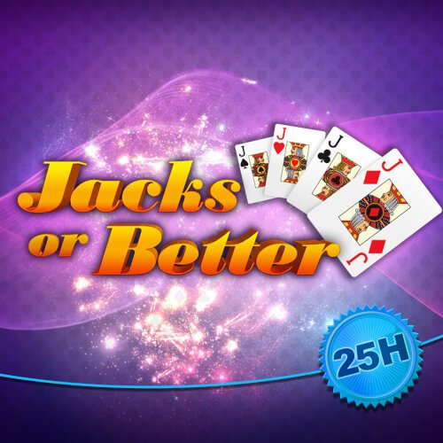 Jacks Or Better 25 Hands