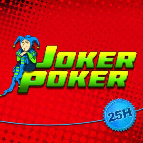 Joker Poker 25 Hands