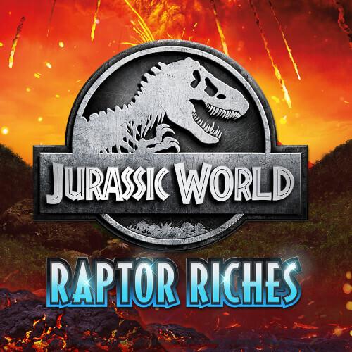 Jurassic World Raptor Riches