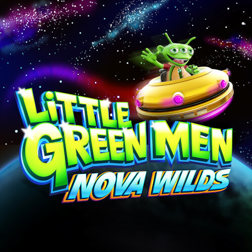 Little Green Men Nova Wilds