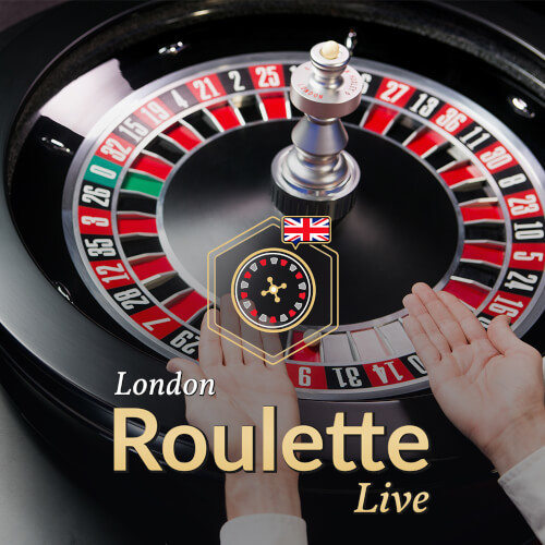 London Roulette by Evolution