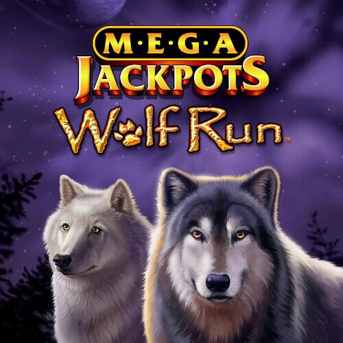 MegaJackpots Wolf Run