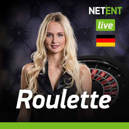Live German Roulette By NetEnt