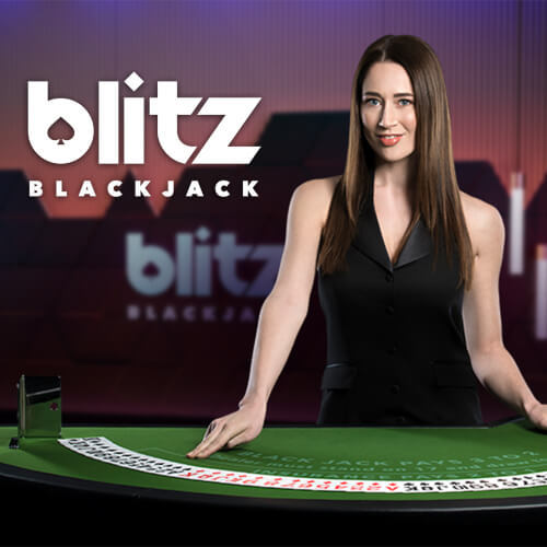Blitz Blackjack Low